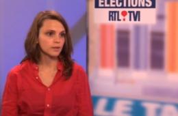 Gauches Communes au Talk Elections : Cécile Piret