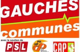 Voor linkse eenheidslijsten in de gemeenteraadsverkiezingen
