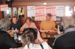 Persbericht eenheidslijsten 'Gauches Communes'. Onze gemeenten terug in eigen handen nemen