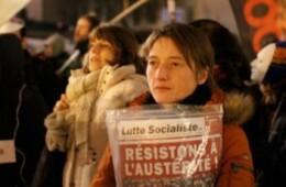 Stop à l'austérité ! Pour un choc de solidarité