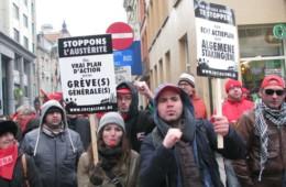 Après le 25 mai, un front de résistance contre l'austérité !