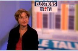 Le Talk Elections avec Anja Deschoemaecker